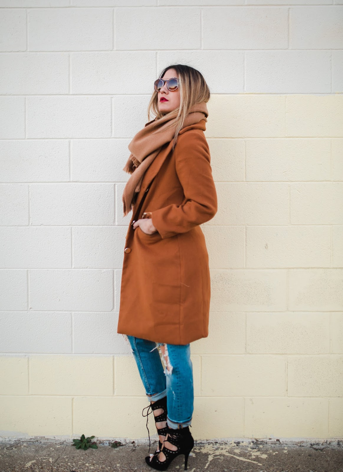 Sammy Dress Coat - My Cup of Chic
