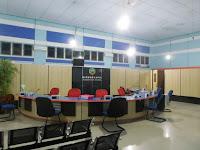 Sekat Partisi Background Ruang Lobi Kantor