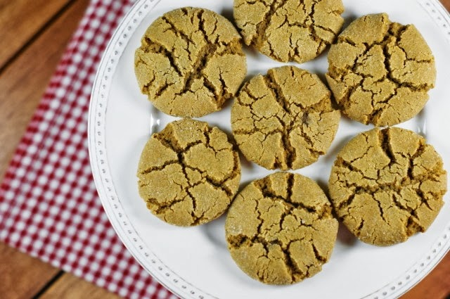 39. Molasses Crinkles | The Kitchen Is My Playground