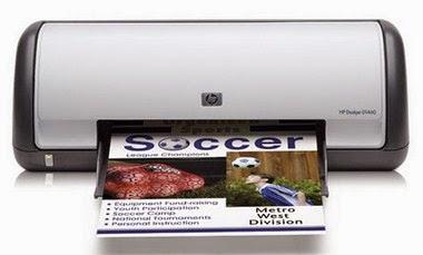 HP Deskjet D1360 Printer Driver Download