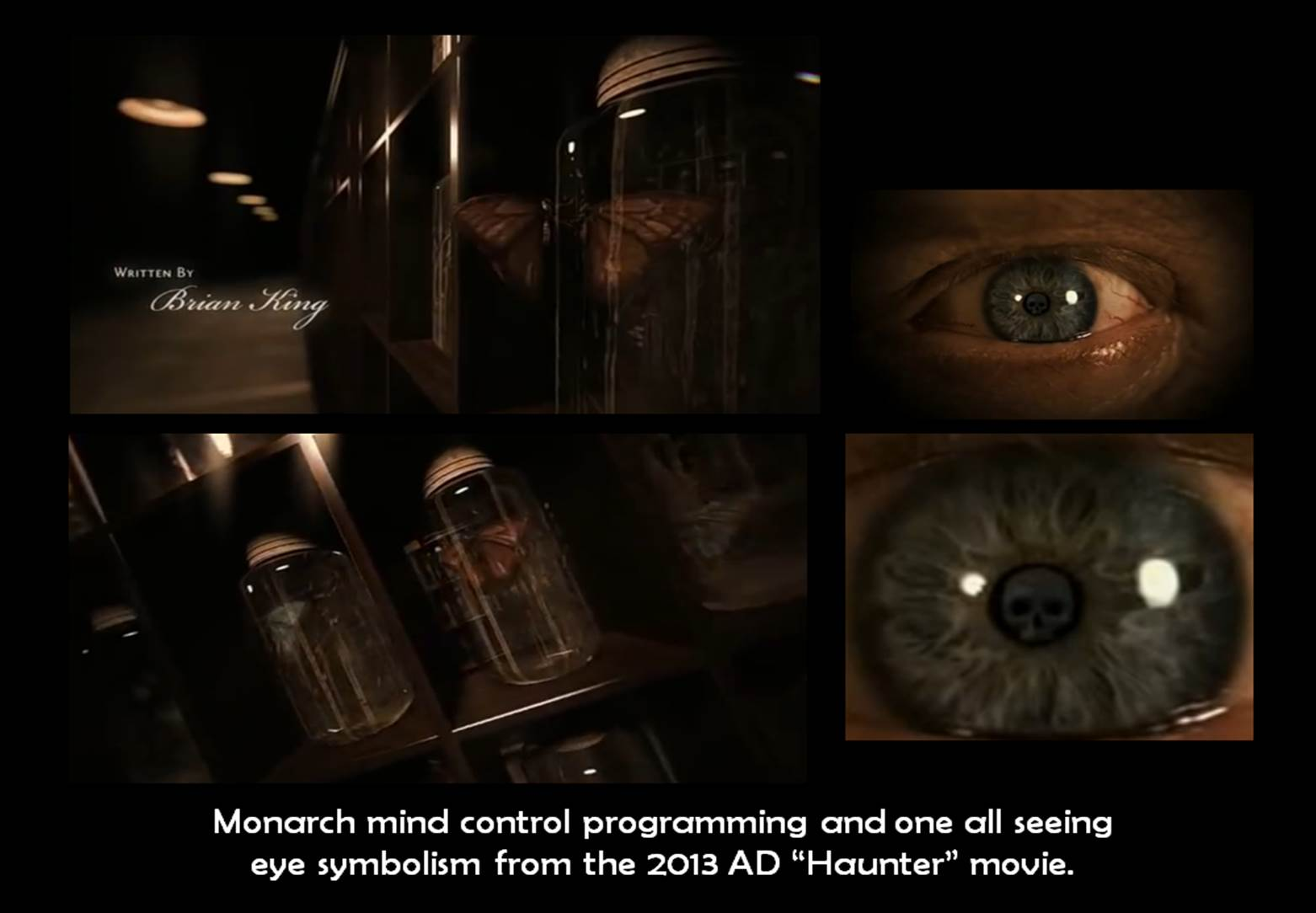 One All Seeing Eye Symbolism In Movie Posters Book Covers True