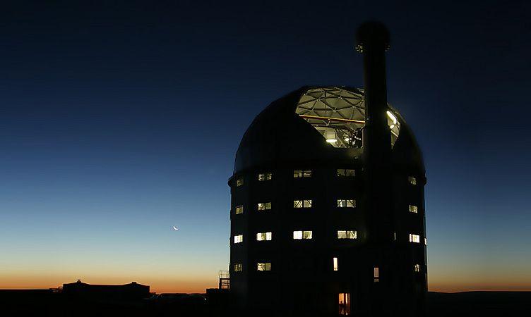 Telescópio Southern African Large Telescope (SALT)