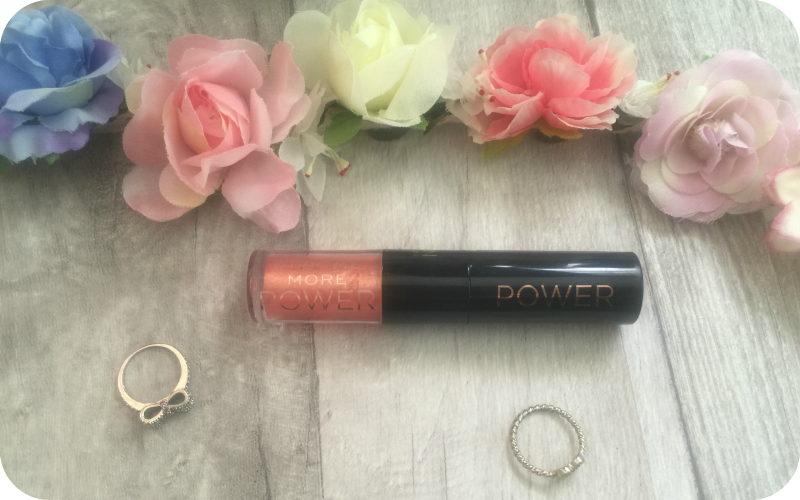 makeup revolution lip power lipstick and lipgloss