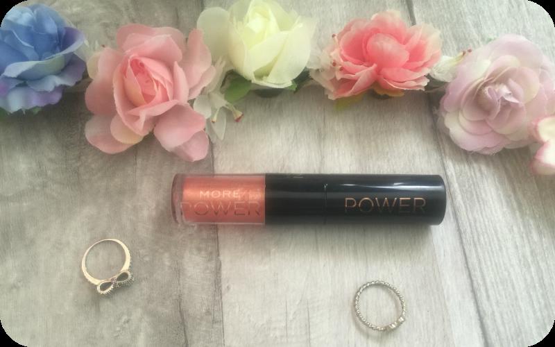 makeup revolution lip power lipstick and lipgloss