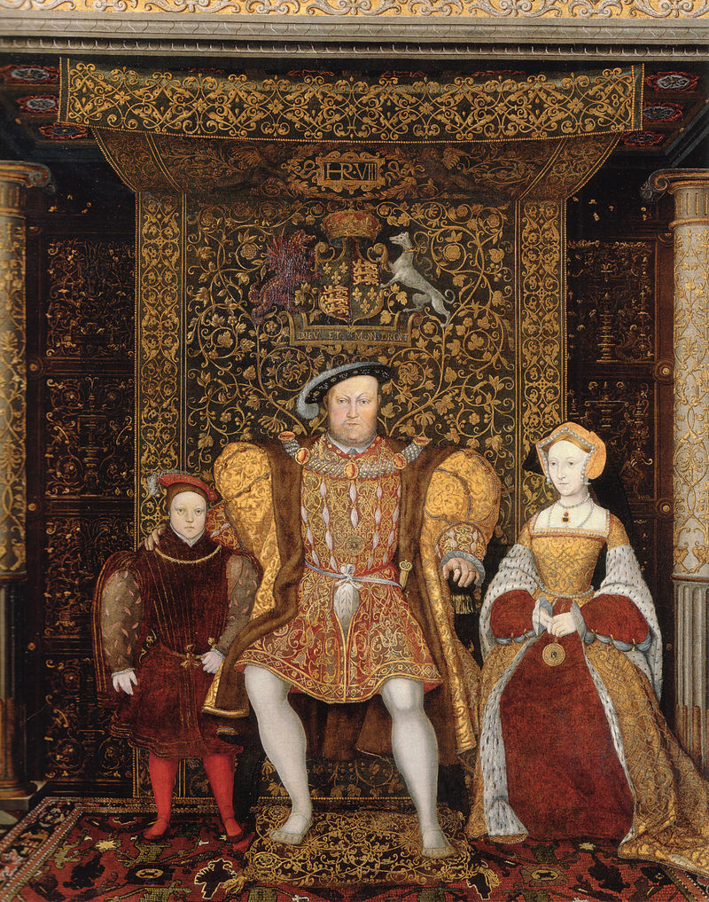henry the 8th reformation