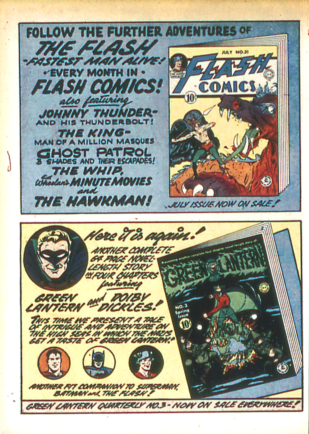 Read online All-Flash comic -  Issue #5 - 66