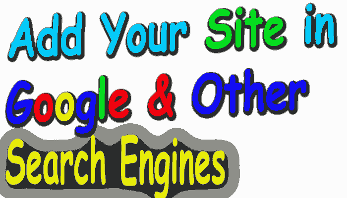 How-to-add-blogger-blogspot-in-google-results