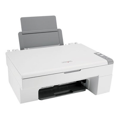 seconds when printing inwards QuickPrint trend together with excluding PC processing fourth dimension Lexmark X2350 Driver Downloads