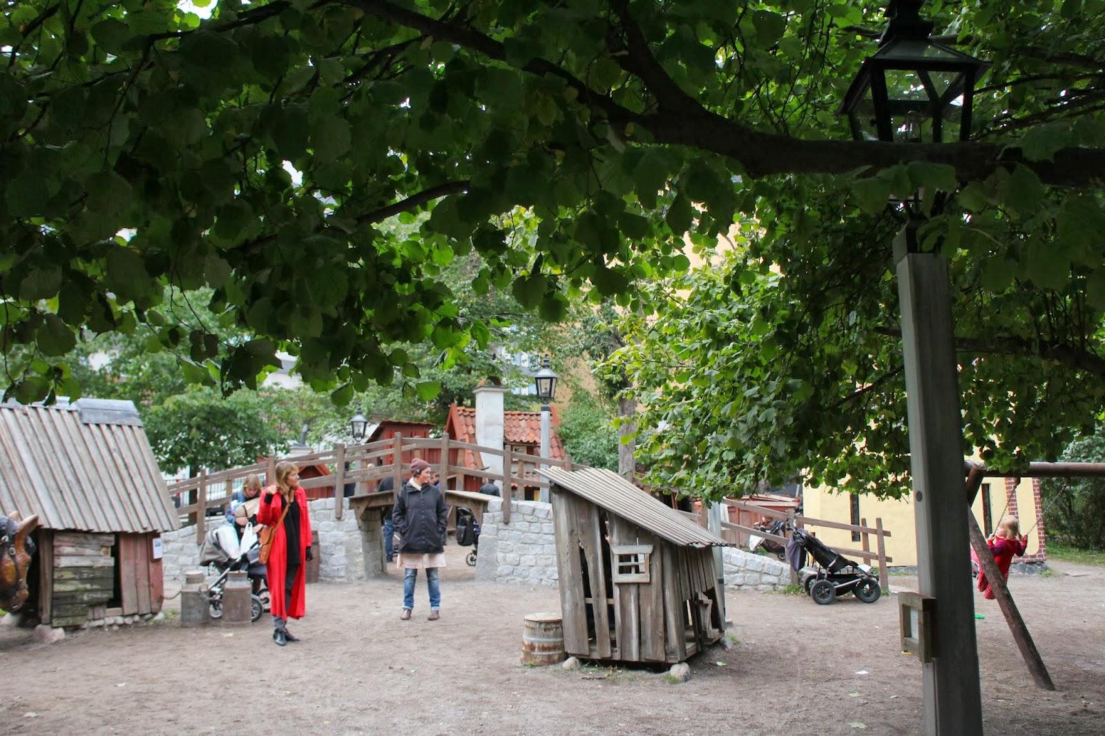 Lekplats Södermalm