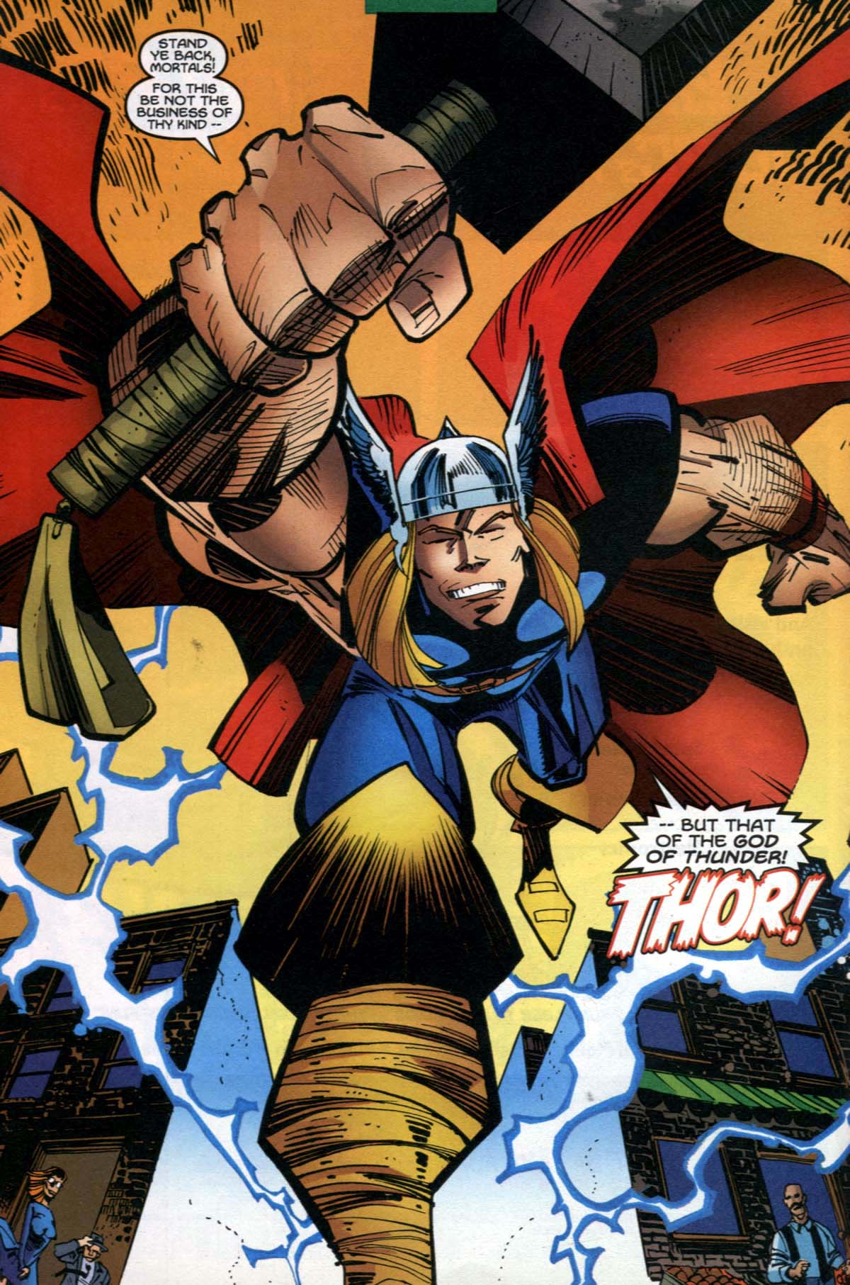 Thor (1998) Issue #27 #28 - English 7