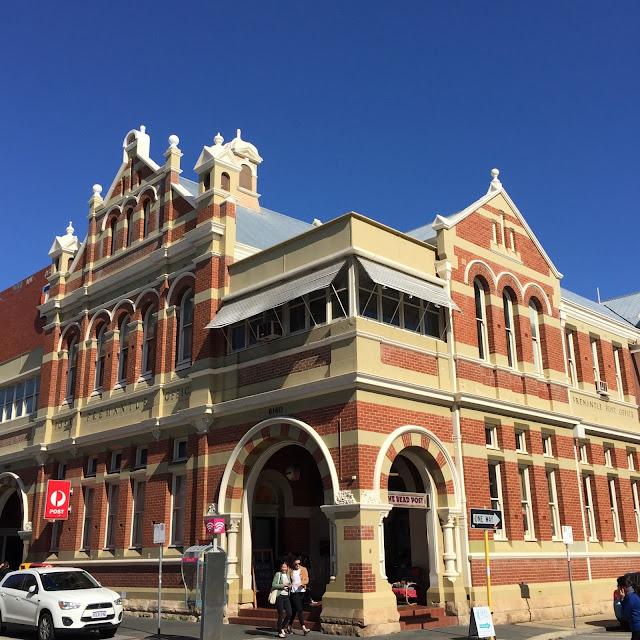 Fremantle - część II
