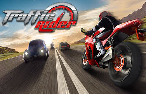 Traffic Rider MOD APK [Unlimited Money] v1.0 | Android Games