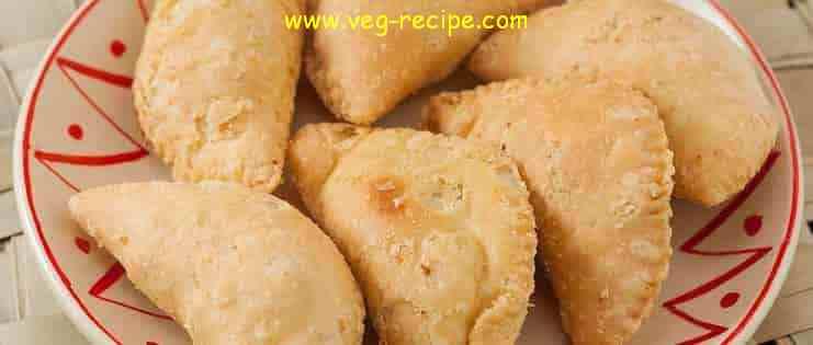 Karanji | Gujiya | Ghughra Recipe