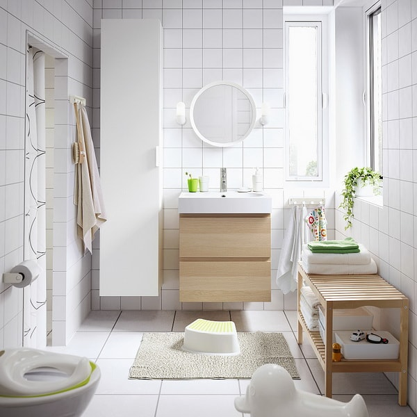 Storage Ideas for Bathrooms 1