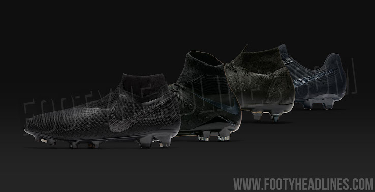 8f20e362d9af Blackout: Nike 'Stealth Ops' Pack Boots Released - Footy Headlines