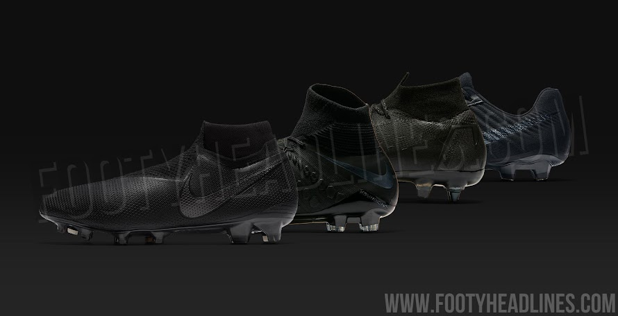 6de154985 Blackout  Nike  Stealth Ops  Pack Boots Revealed