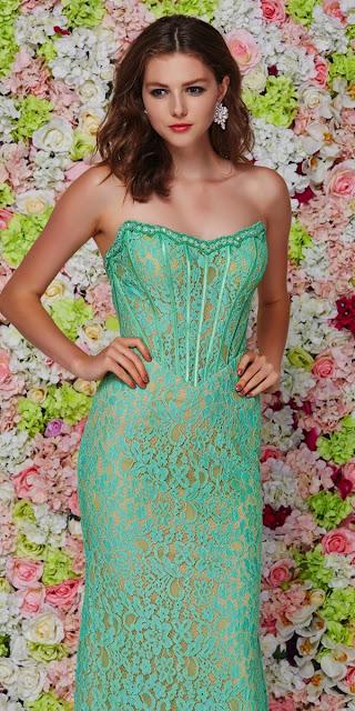 vestidos con corset para boda