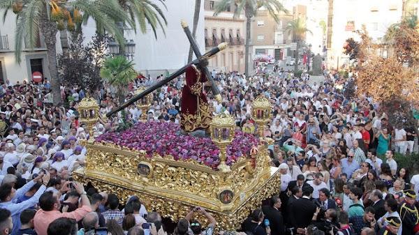 Las cofradías cierran los horarios para la Semana Santa de Huelva 2019