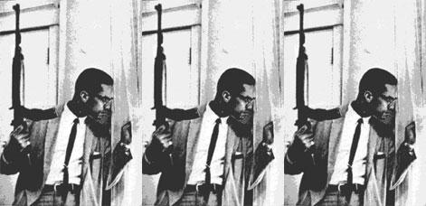 Hustle On Your Grind: Malcolm X Lyrical References