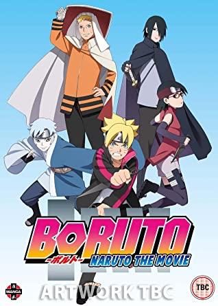 Boruto djali i Narutos Dubluar ne shqip