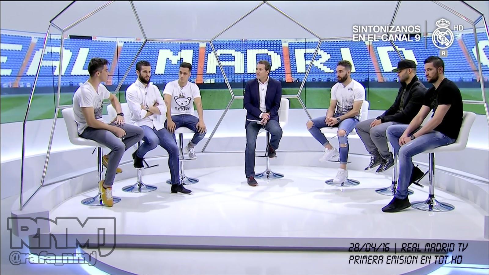 Real madrid tv empieza su emisi 243 n hd por tdt y en abierto