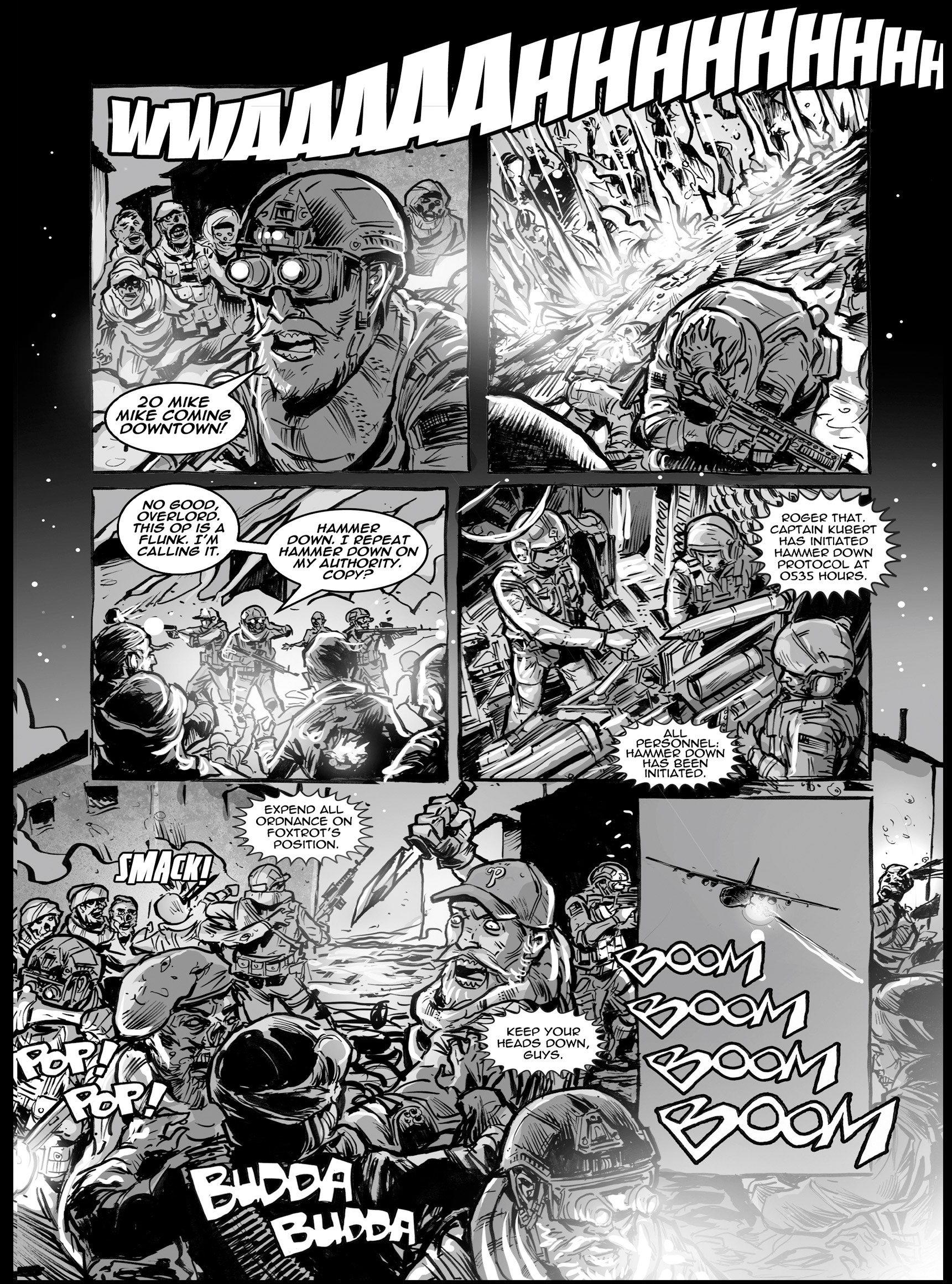 Read online FUBAR comic -  Issue #3 - 372