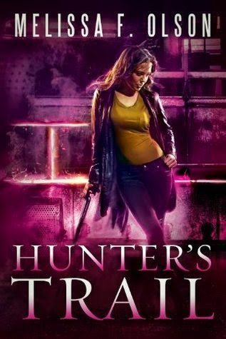 Paranormal Road Trip: Destination L.A. with Melissa F. Olson author of Hunter's Trail Scarlett Bernard