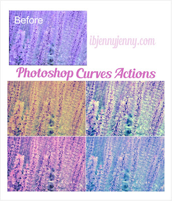 FREE PHOTOSHOP CURVES ACTIONS