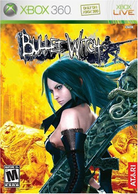 Bullet Witch Game Cover Xbox 360