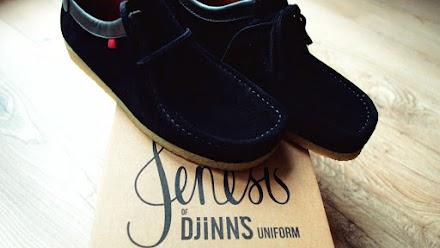 GENESIS of DJINNS - PREMIUM FOOTWEAR IM CLOSER LOOK