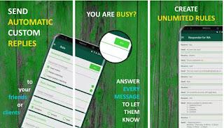 تطبيق رائع للرد التلقائي على رسائل الواتس اب دون تدخل منك ، AutoResponder for WhatsApp الرد الالي على رسائل الواتساب، تفعيل ميزة الرد التلقائي على رسائل واتس اب، تطبيق AutoResponder for WhatsApp، تحميل تطبيق AutoResponder for WhatsApp، شرح تطبيق الرد الالي على الواتس اب AutoResponder for WhatsApp، كيفية الرد التلقائي على رسائل الواتس اب، الرد الالي، واتس اب ، واتساب، whatsapp، تفعيل الرد الالي، تفعيل الرد التلقائي، ارسال رسائل تلقائيه للاصدقاء، الرد الالي على رسائل الواتس اب،  AutoResponder for WhatsApp.apk، تحميل AutoResponder for WhatsApp، تنزيل AutoResponder for WhatsApp للاندرويد، واتس اب بلس مع ميزة الرد الالي للرسائل، whatsapp + مع ميزة الرد التلقائي للرسائل، شرح whatsapp،  الرد الاتماتيكي على الاصدقاء، الرد على رسائل واتس اب اوتوماتيكيا، تماتيك، اوتوماتيك