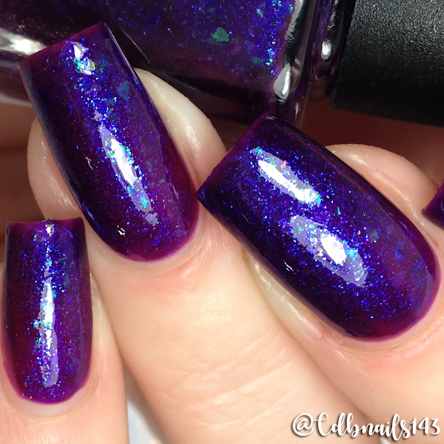Lollipop Posse Lacquer-The Moon