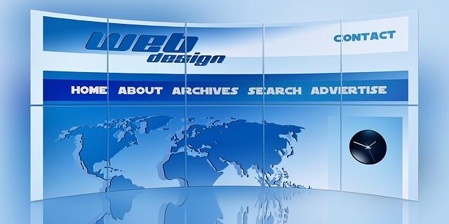 تصميم المواقع على مواقع العمل الحر على الانترنت