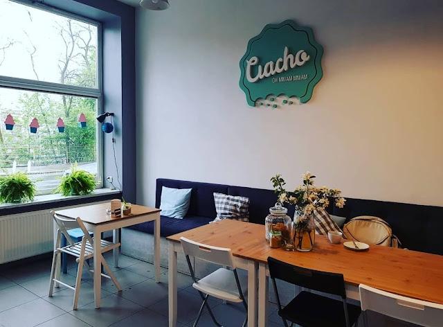 Ciacho- kawiarnia na Wildzie z kącikiem dla dzieci