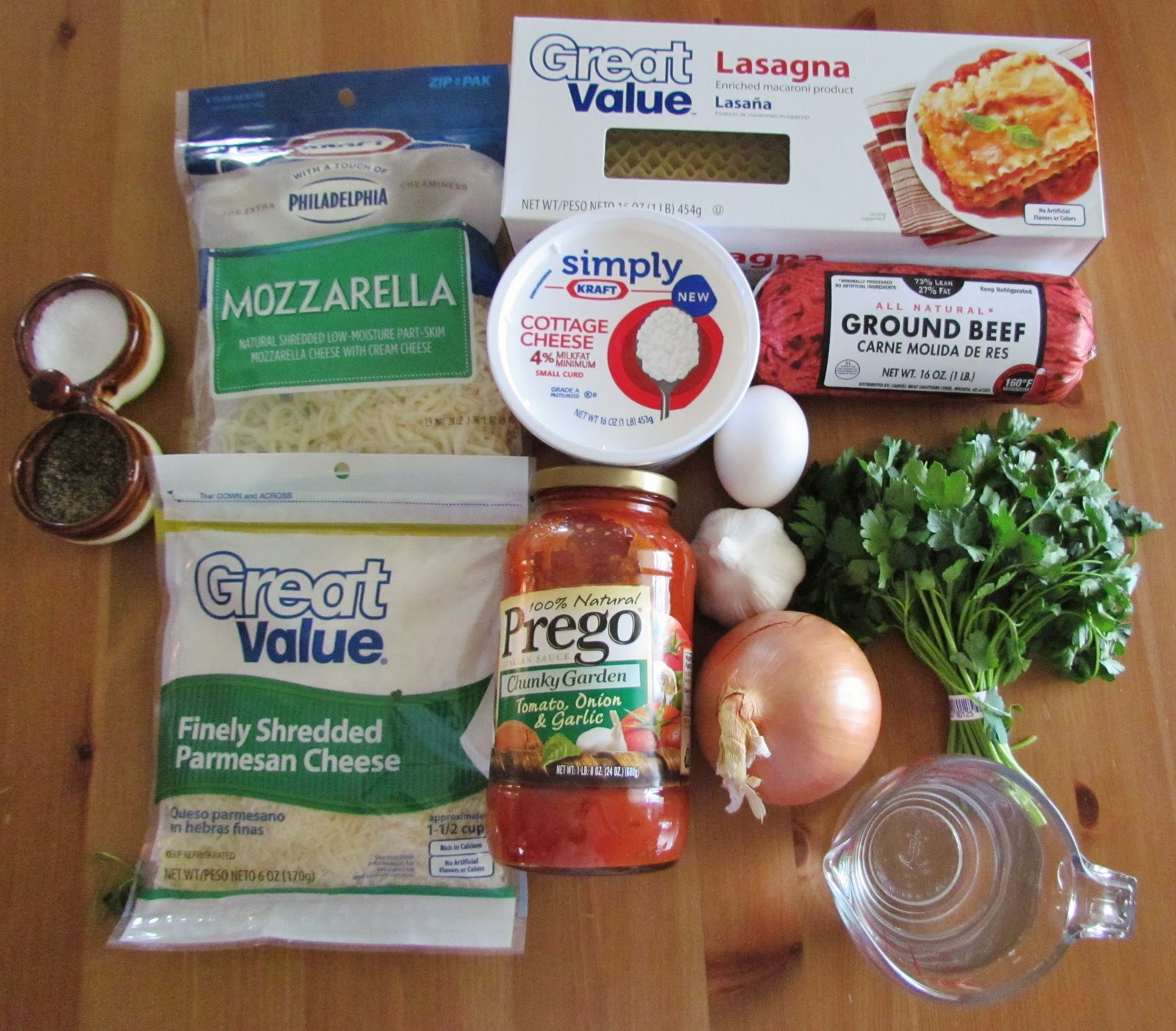 Awesome Lasagna Noodles, Uncooked
