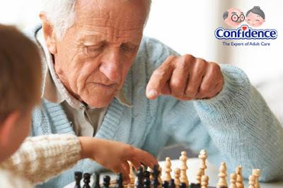 Permainan Untuk Melatih Otak Orang Tua Lanjut Usia