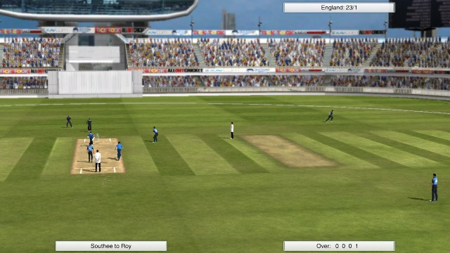 Cricket Captain 2015 PC Games Gameplay