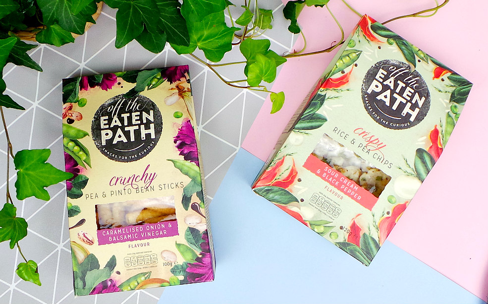 Off The Eaten Path Vegetable Crisps