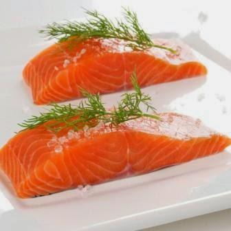 Ikan Salmon menjaga kesehatan jantung