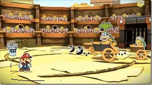 Paper Mario Color Splash Game Free Download For PC