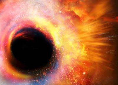 Ritorno sulla Luna e buchi neri: eventi per il 2017