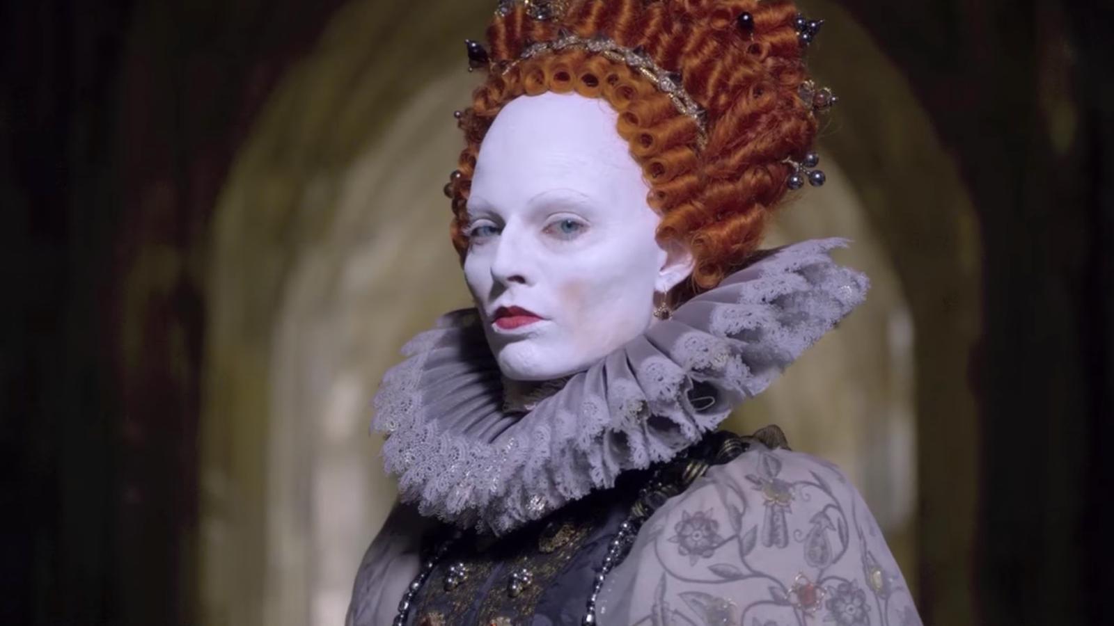 """""""Mary Queen of Scots"""" estreia em dezembro nos EUA."""