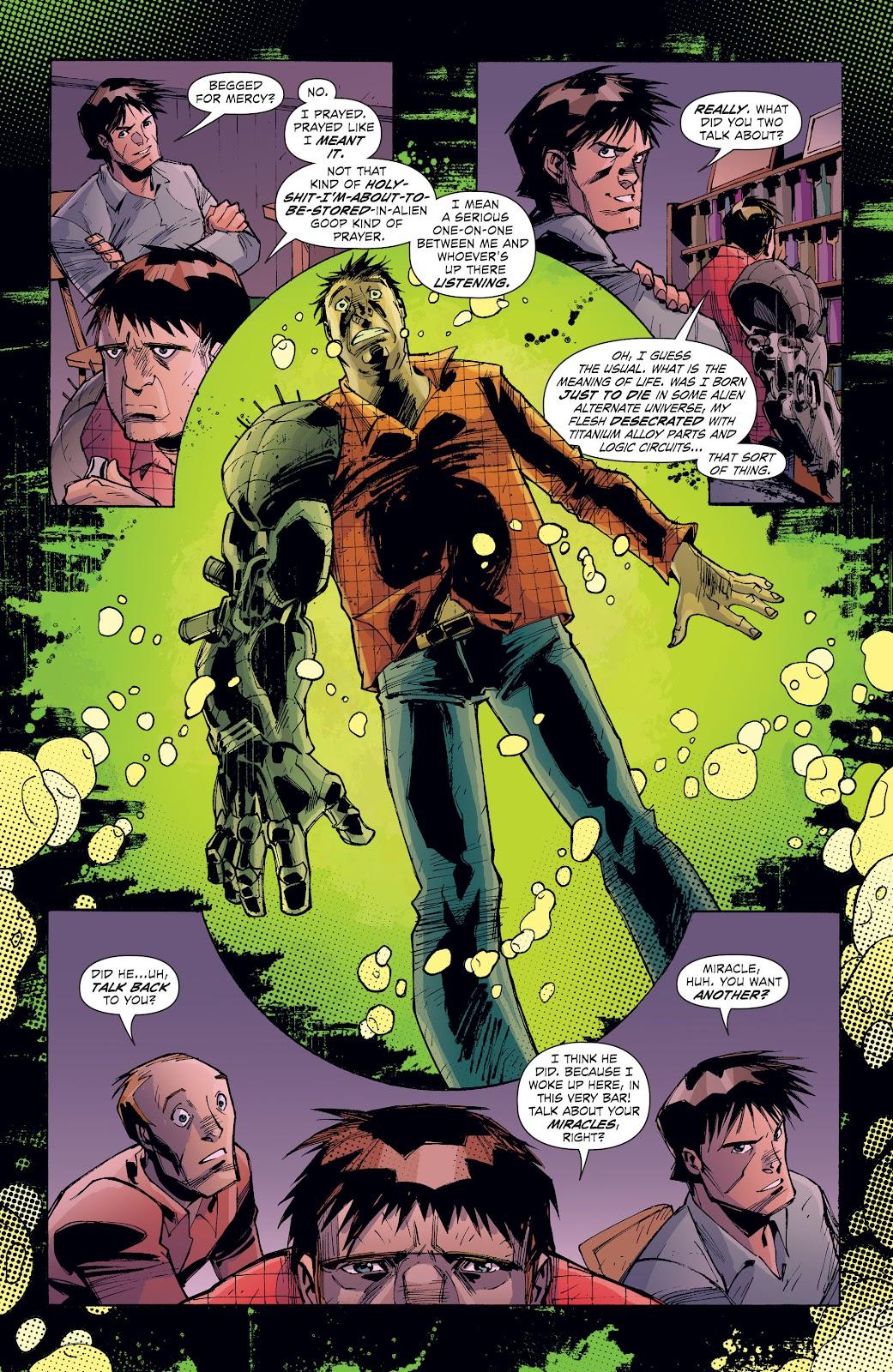 Read online Strange Adventures (2014) comic -  Issue # TPB (Part 1) - 83
