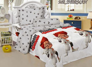 Sprei Kintakun Luxury Kids MR Sherman
