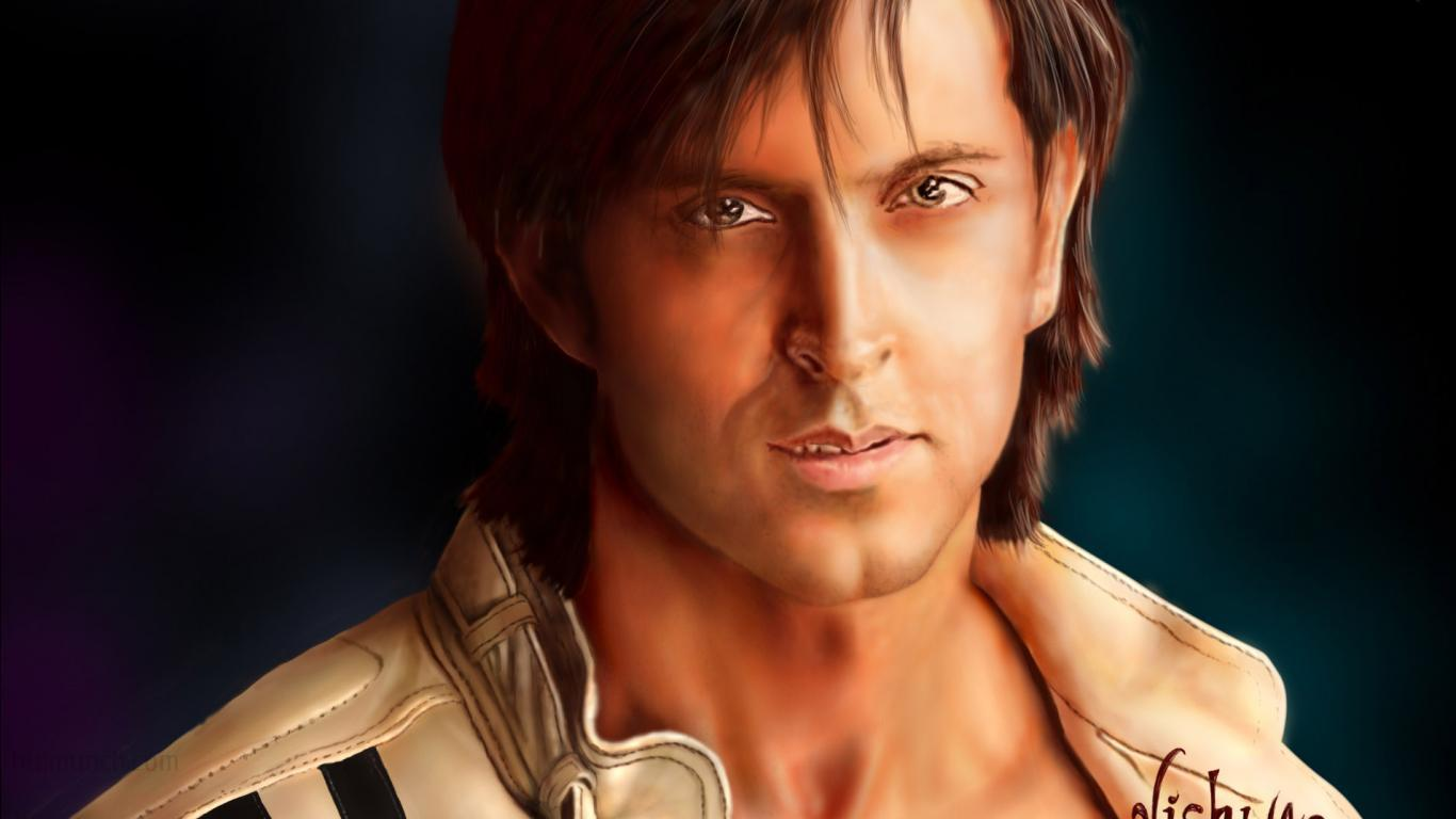 Awesome Animated Wallpapers Hrithik Roshan Wallpaper Desktop Wallpapers