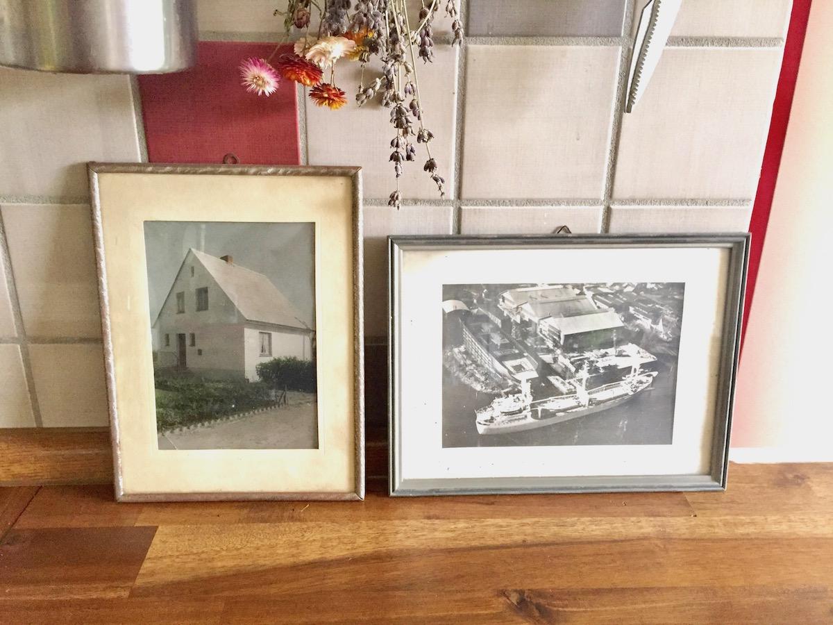Licht und noch mehr alte Sachen - Sunnys Haus