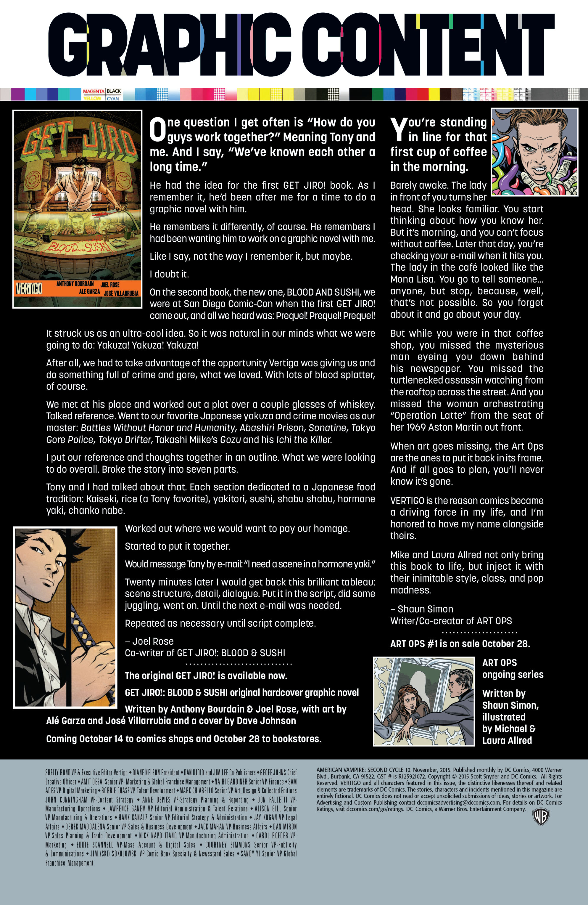 Read online American Vampire: Second Cycle comic -  Issue #10 - 24