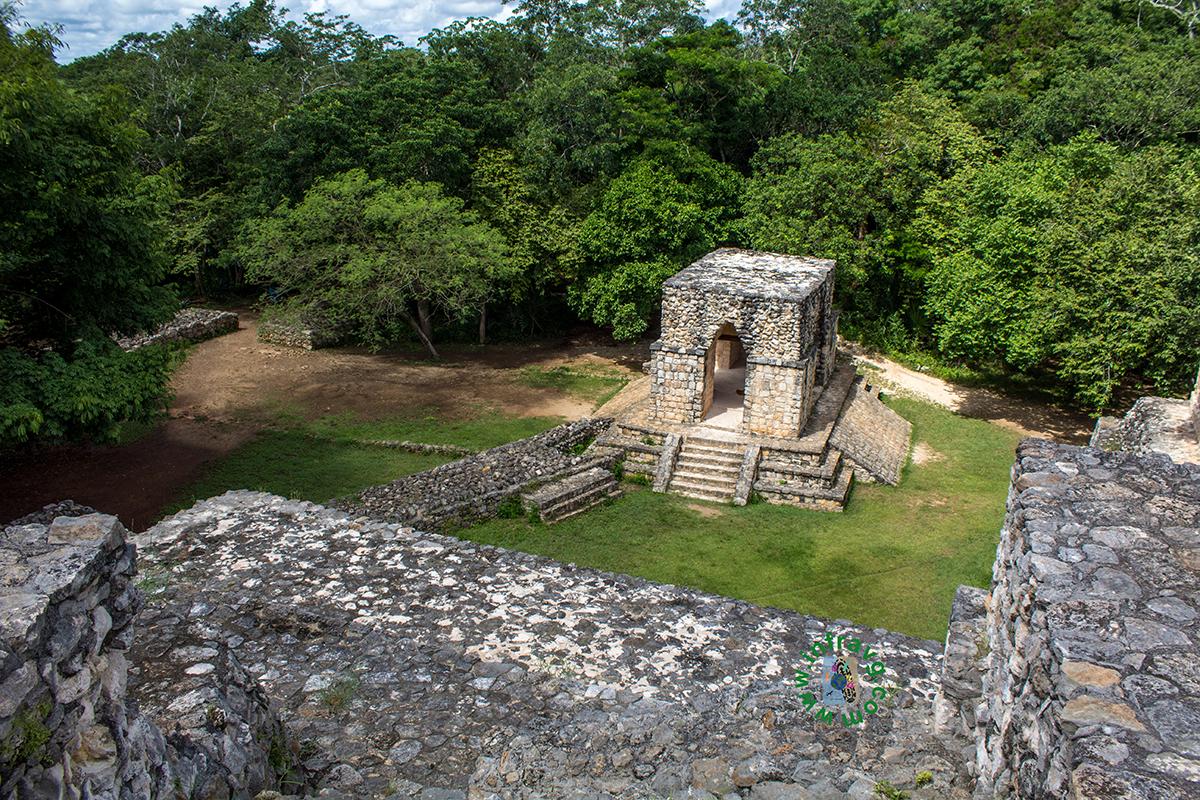 Yucatán 2016: Ek Balam. - INFRAVG