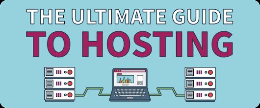panduan untuk layanan web hosting