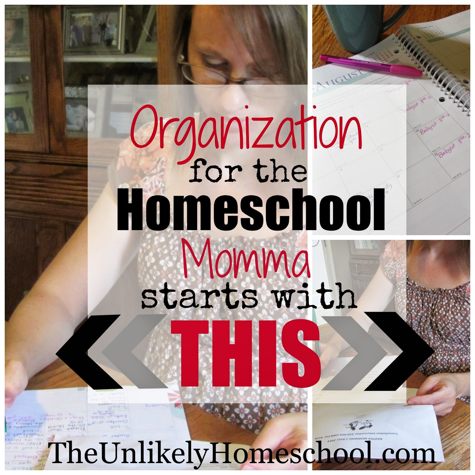 Organization for the Homeschool Momma Starts with THIS...giveaway of my favorite planner and homeschool magazine to five lucky winners {The Unlikely Homeschool}